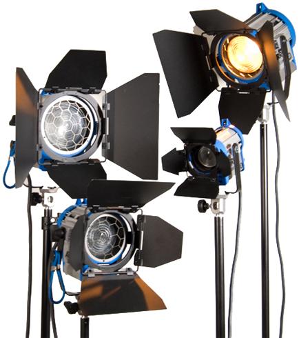 sc 1 st  CSI Rentals & Rent Tungsten Lighting Pro Kit A azcodes.com