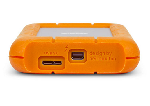 Lacie Rugged Usb 3 0 Thunderbolt 1tb