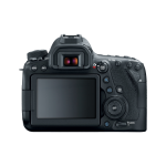 Canon 6d Mark II Rear