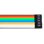 Q-LED - R - RAINBOW LINEAR LED LAMPS WITH RGBX