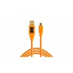 TetherPro USB 2.0 to Mini-B 5-Pin, 15'