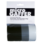 Micro Gaffer 4 Pack Black White Gray