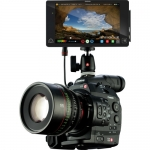 Atomos shogun with Canon Cinema