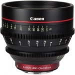 canon cinema 85mm