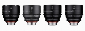 Rokinon Xeen Cinema Lenses