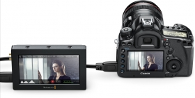Blackmagic Assist With DSLR