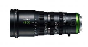 Fujinon 18-55 MK Cine Lens