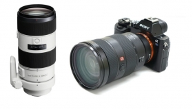 Sony A7SII 2 Lens kit