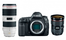 Canon 5D Mark IV Double Kit