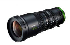 Fujinon 18-55 MK Lens