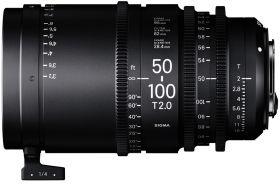 Sigma 50-100 Cine Zoom