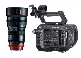 Sony FS7II Cine Zoom Kit
