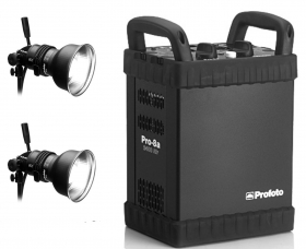 profoto 8a double kit