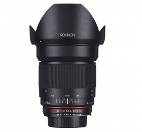 Rokinon 24mm f/1.4 ED AS UMC Wide-