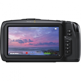 Blackmagic cinema 4k pocket rear