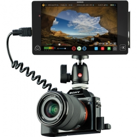 Atomos with Sony A7S