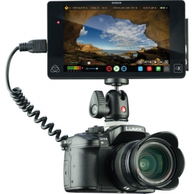 Atomos Shogun with GH4