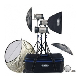 hensel freemask studio lighting kit