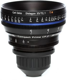 Zeiss CP2 35mm PL