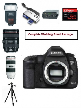 Wedding Camera kit