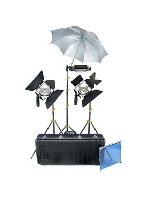 Tungsten Lighting Kit