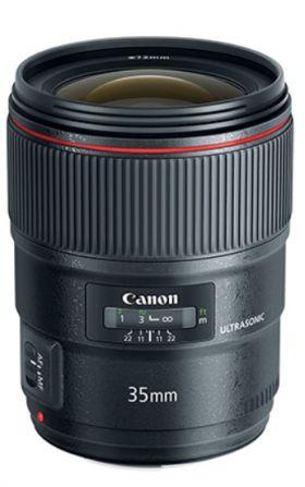 Canon 35mm f/1.4 II